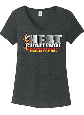 Heat Challenge Ladies V-Neck