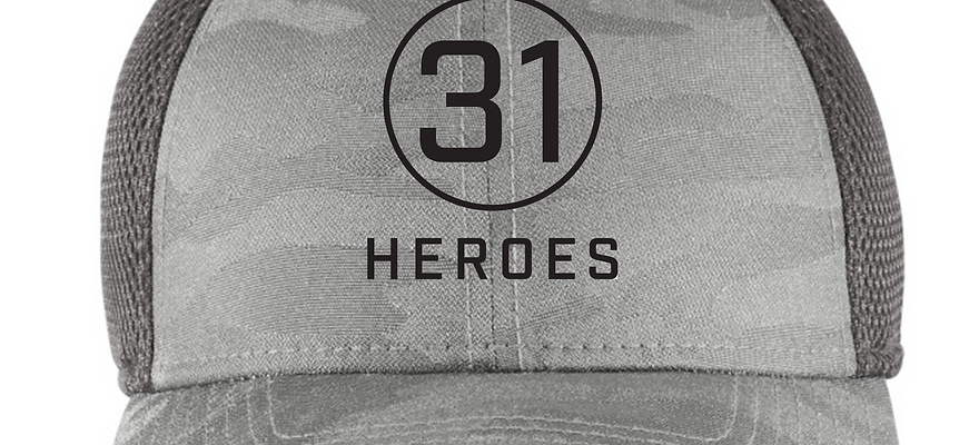 31Heroes Fitted Hat