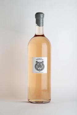 Jeroboam rosé du Domaine de La Périnade