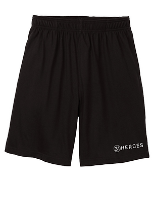 31Heroes Fitness Shorts