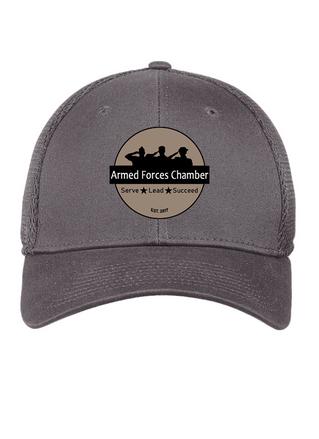 AFC Cap NE1020 CharcoalCharcoal.png