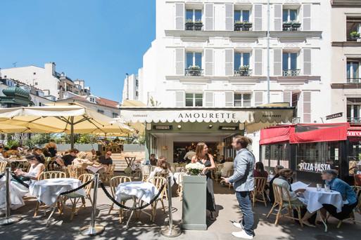 Amourette Paris Passy