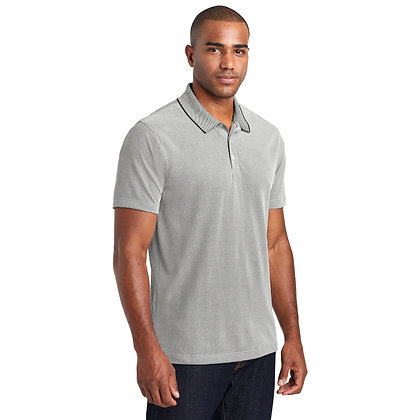 Poly Oxford Pique Polo