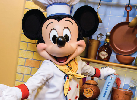 Mickey and Friends Bring New Food Items to Chef Mickey's on December 16