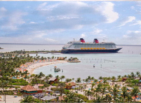 Disney Cruise Line Announces Fall 2020 Itineraries with Fun and Festive Holiday Sailings