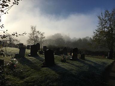 Cemetery - October mist.JPG