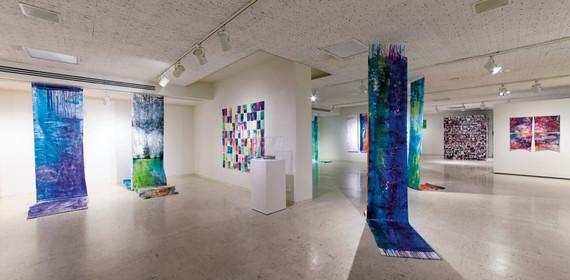 122 Conversations instllation at Tweed Museum, UMD, Duluth, Minnesota, USA.jpg