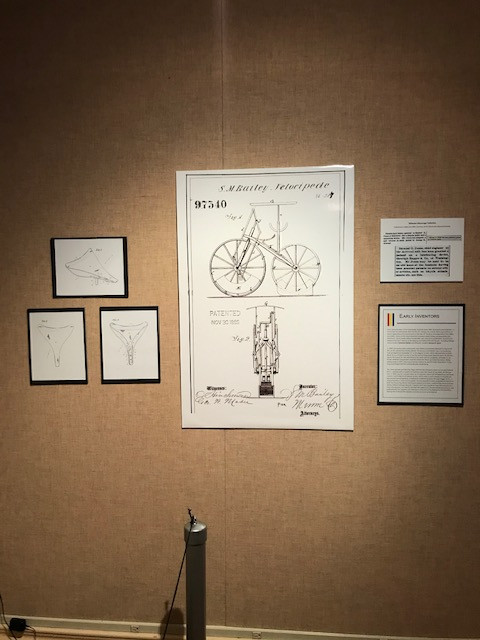 Spokes and Folk install - Room 2
