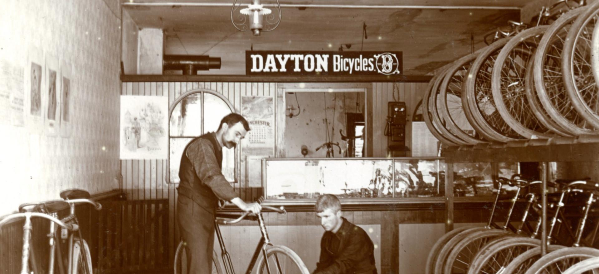 Bicycle store ca. 1909.jpg