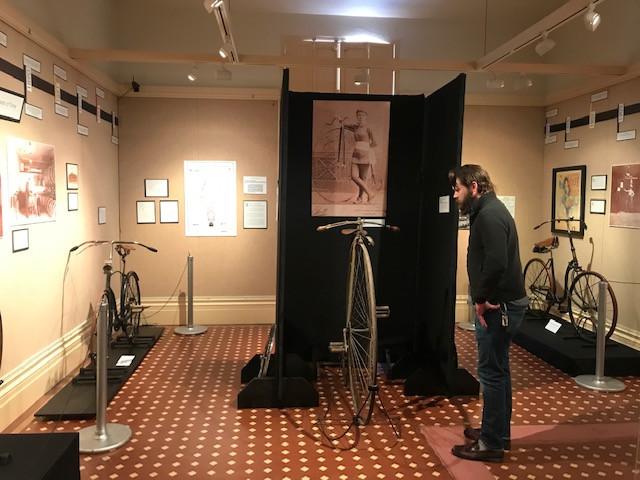 Spokes & Folks installation - Room 2