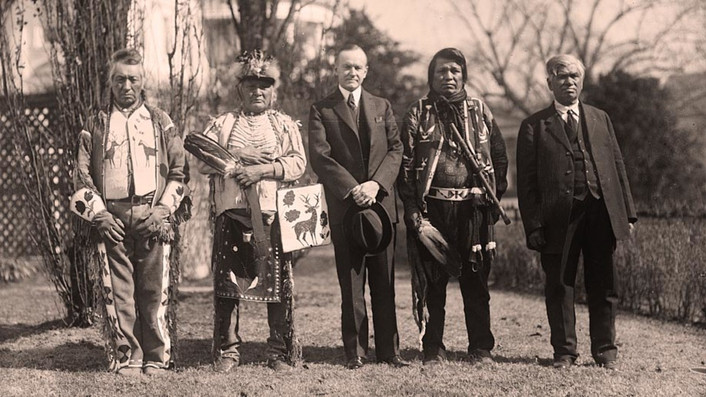 Native Americans Weren't Guaranteed the Right to Vote in Every State Until 1962 Native people won citizenship in 1924, but the struggle for voting rights stretched on much longer.