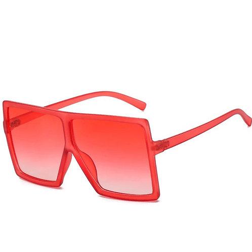 No Shade (Red)