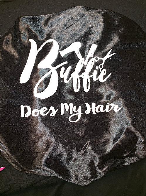 Buffie Does My Hair Satin Bonnet