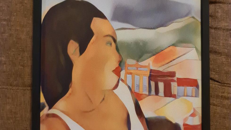 Paisagem feminina de Olinda