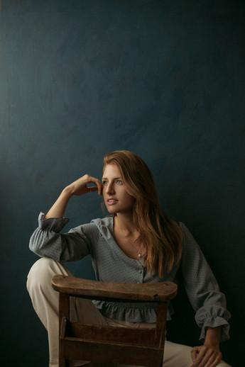 Rebecca Baker Portrait 1