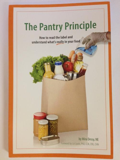 The Pantry Principle- Book