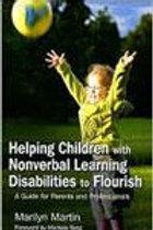 Helping Children with NLD to Flourish- Book