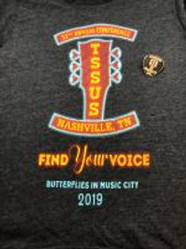 2019 Conference T-Shirt and Souvenir Pin