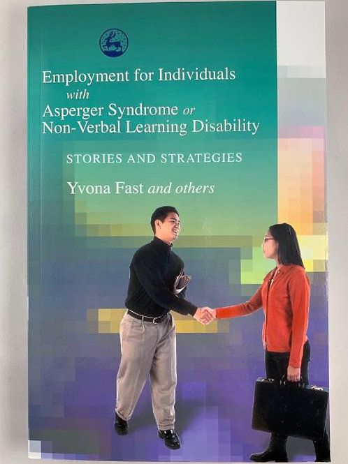 Employment for Individuals with Nonverbal Learning- Book