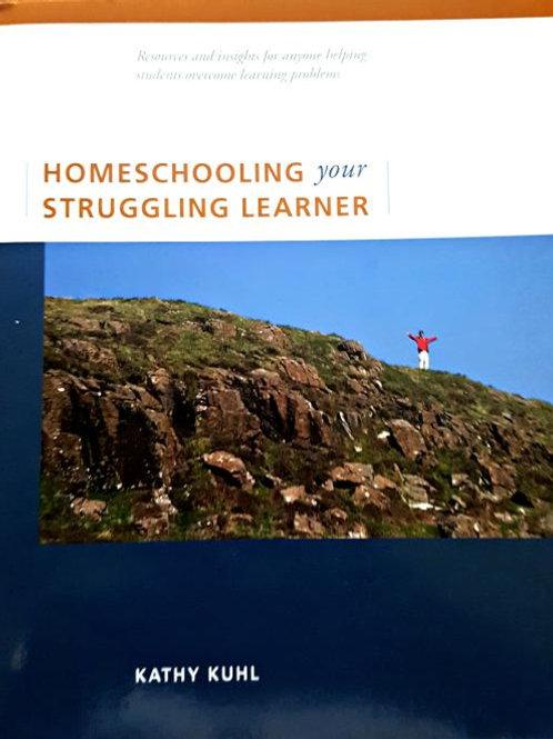 Educando en el hogar a su alumno con dificultades
