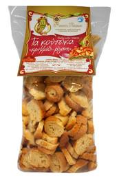 Κρουτόν Κρεμμύδι - Ρίγανη