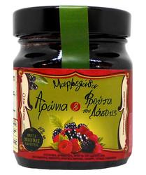 Μαρμελάδα Αρώνια & Φρούτα του Δάσους