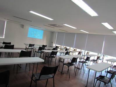 Sala Formato Escolar