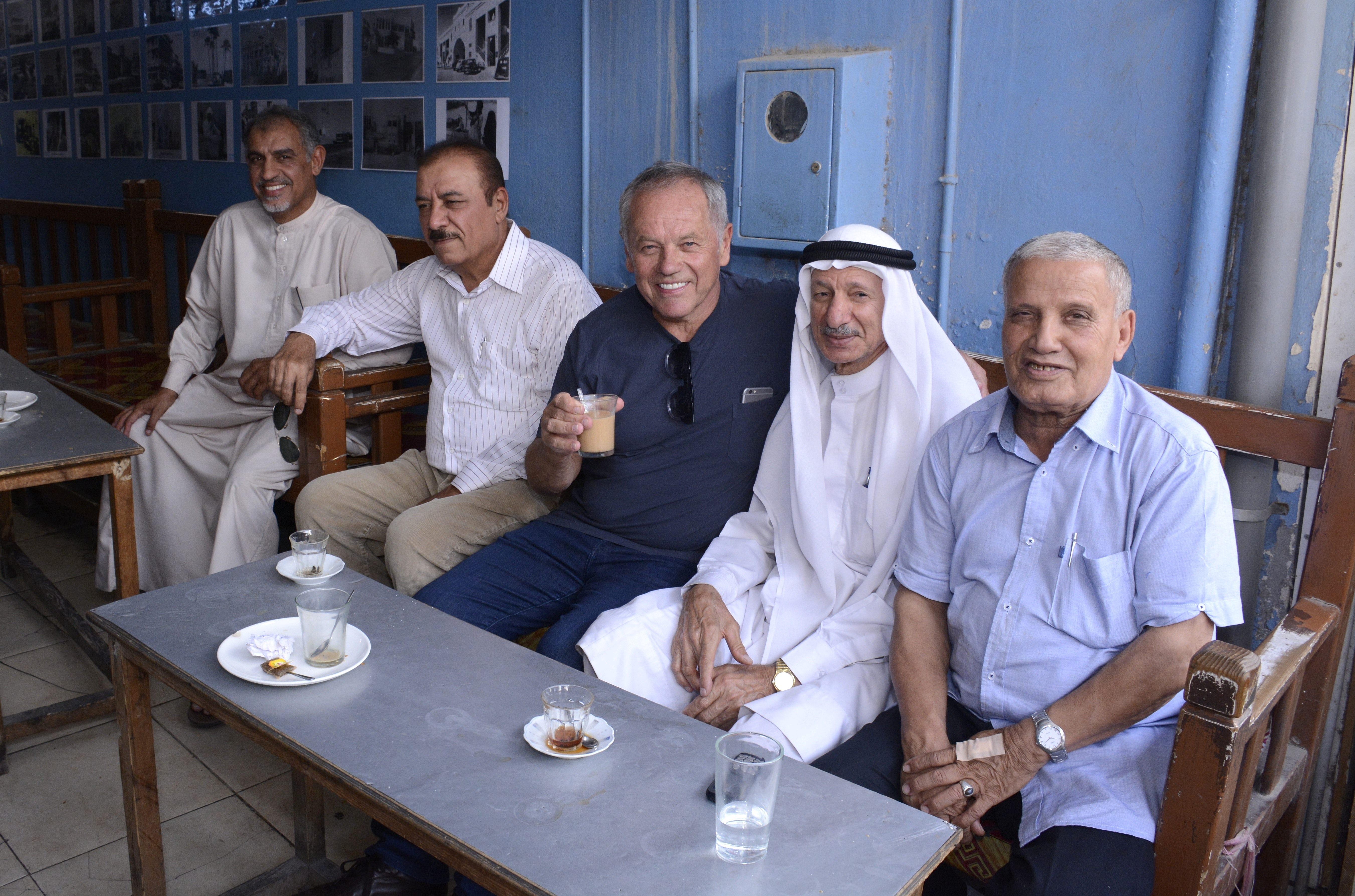 WOLFGANG LOVES BAHRAIN