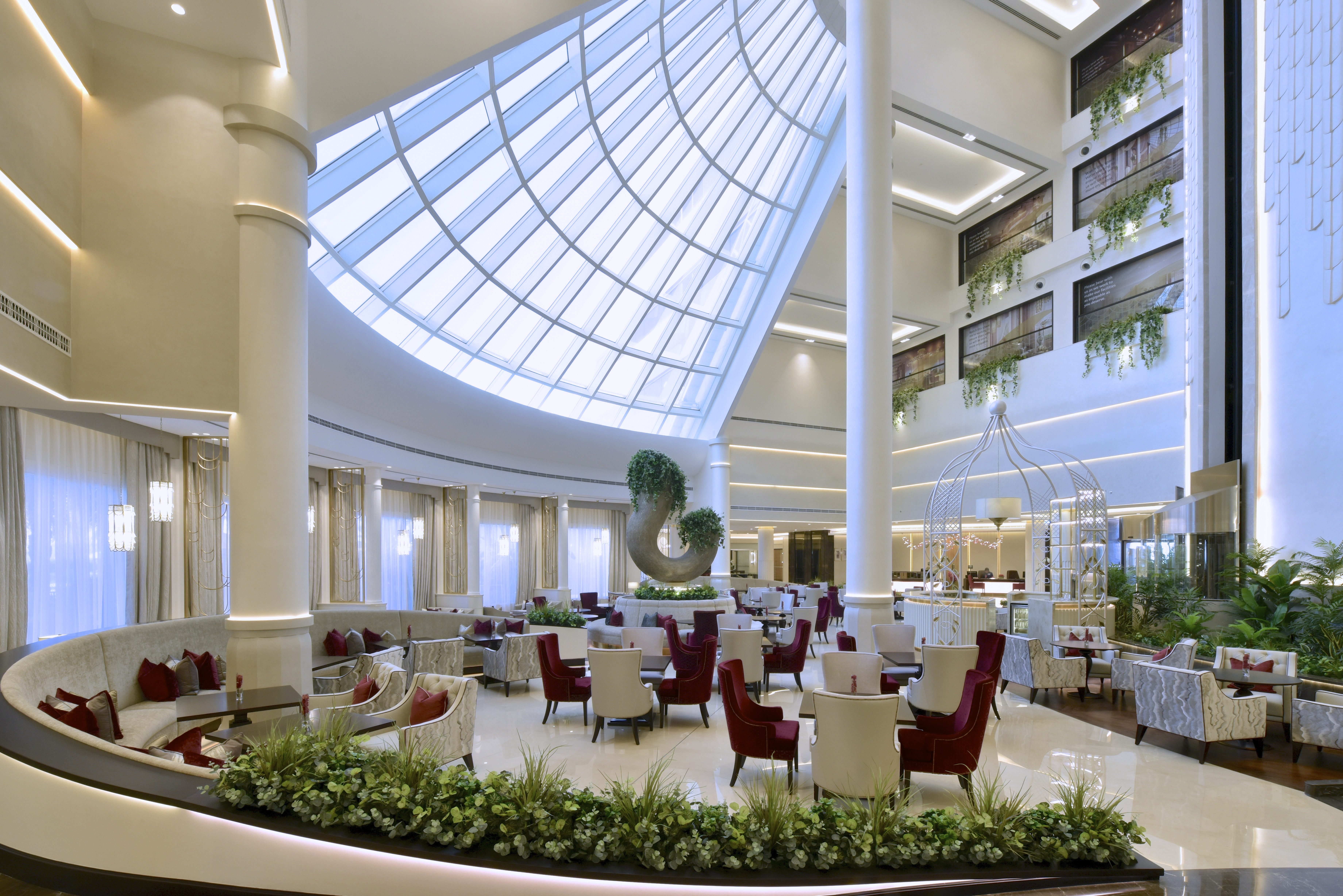 ICONIC HOSPITALITY: MOVENPICK HOTEL BAHRAIN