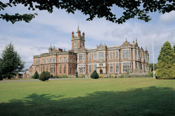 CREWE HALL HOTEL REVIEW