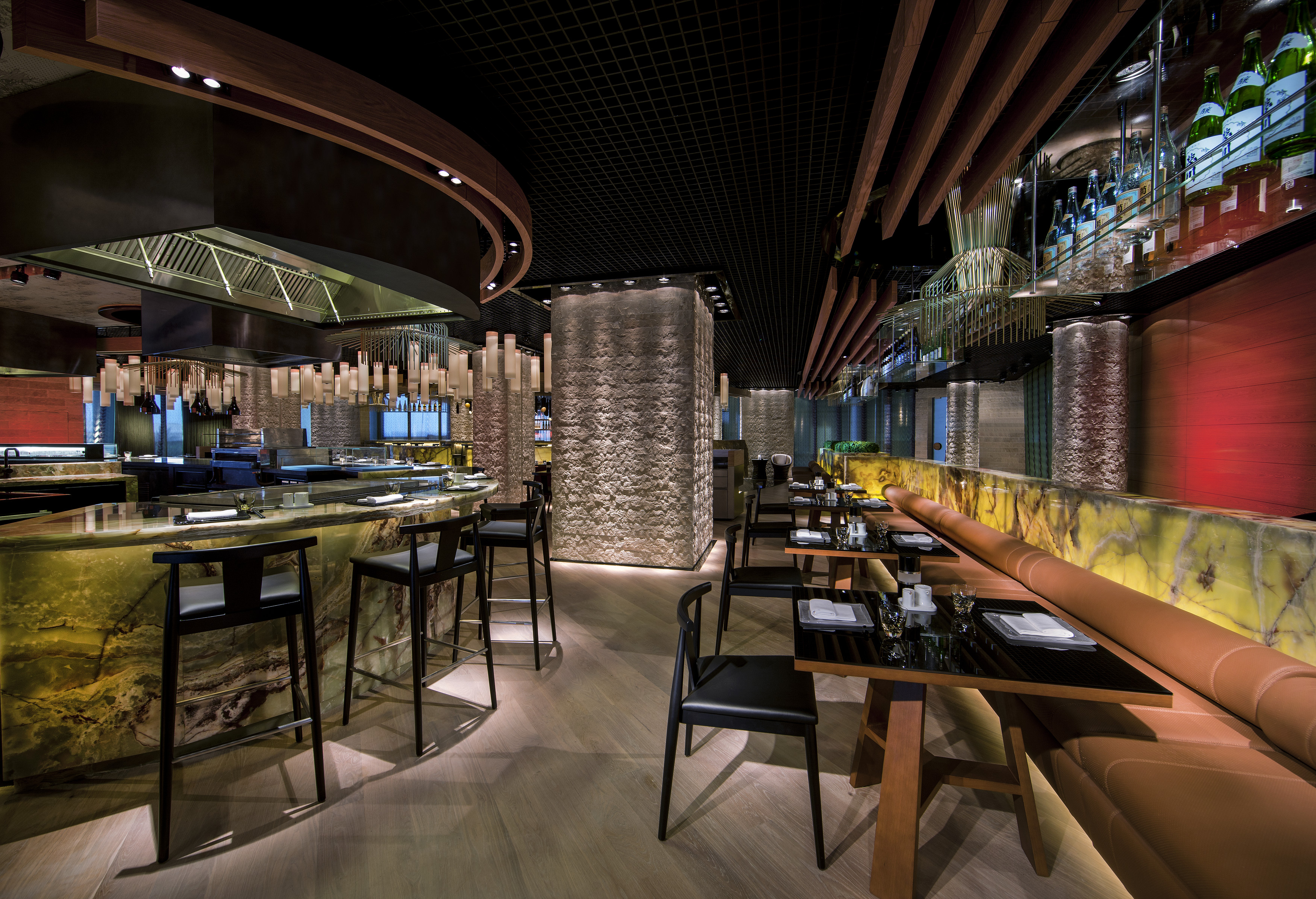 CHEF'S TABLE: JUMEIRAH AT ETIHAD TOWERS