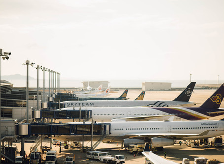NEW: All US airports open for international travelers