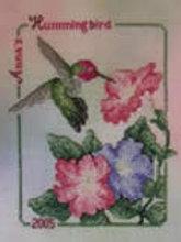 Hummingbird Collector Series 2003 Calliope Hummingbird