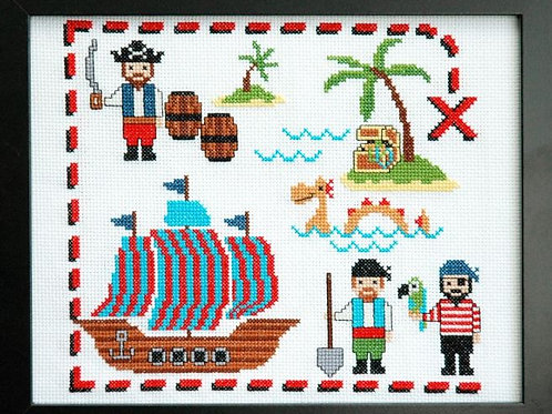Cute Pirates | Tiny Modernist