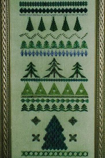 Pine Tree Sampler