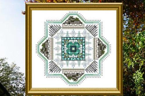 Filigree Mandala 1 - Winter