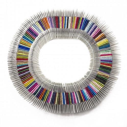 Silk Lame' Braid Petite | Rainbow Gallery