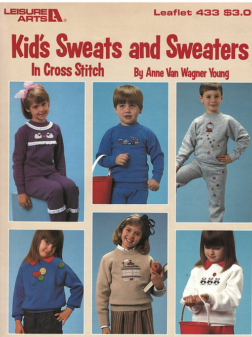 Kid's Sweats and Sweaters