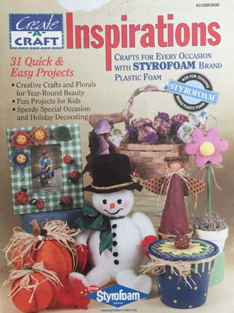 Create-A-Craft Inspirations #CCBK2000