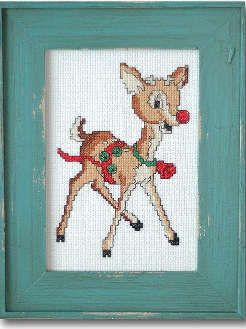 Retro Rudolph