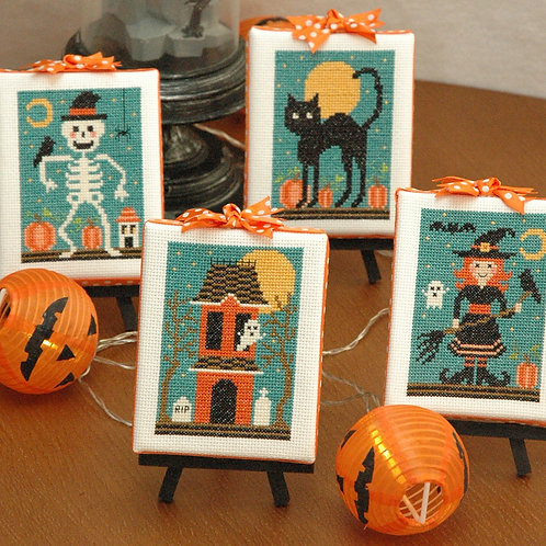 Halloween Cuties Four