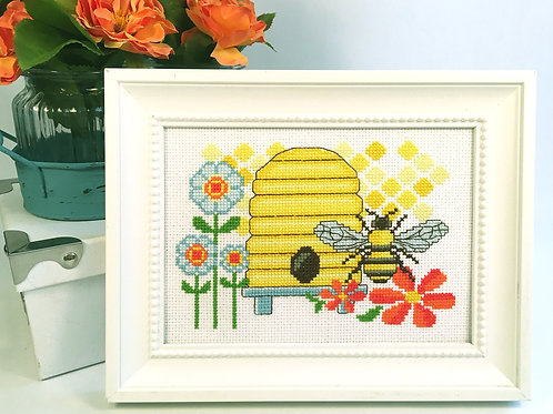 Busy as a Bee | Tiny Modernist