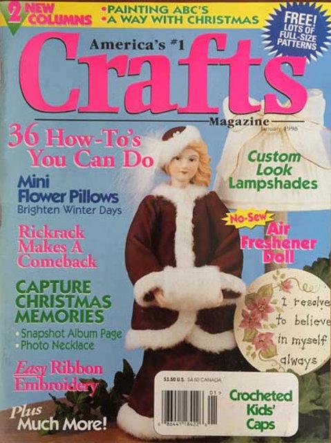 Crafts Jan 1998