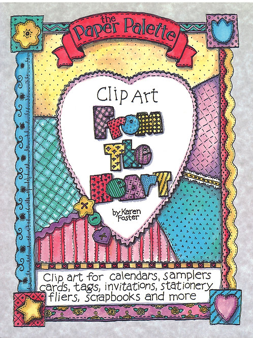 The Paper Palette - Clip Art From the Heart