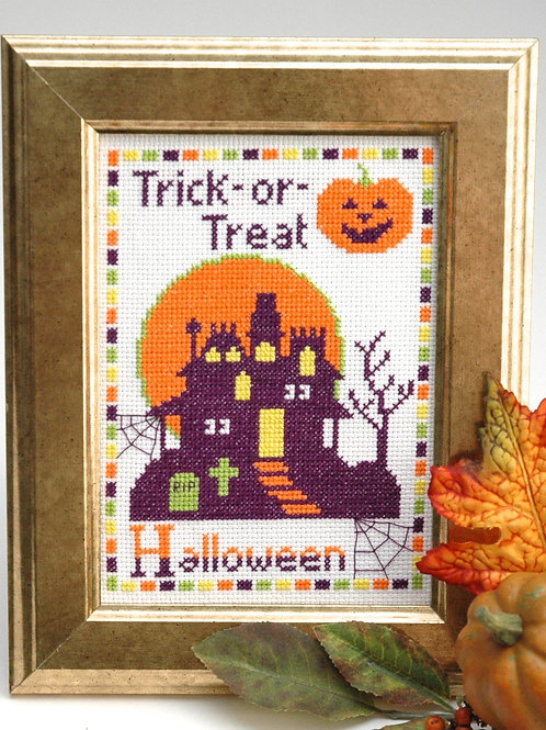 Haunted House Halloween