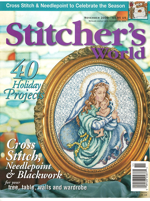 Stitcher's World Nov 2000
