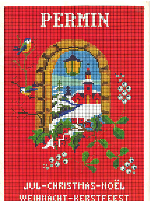 Permin Jul-Christmas-Noel