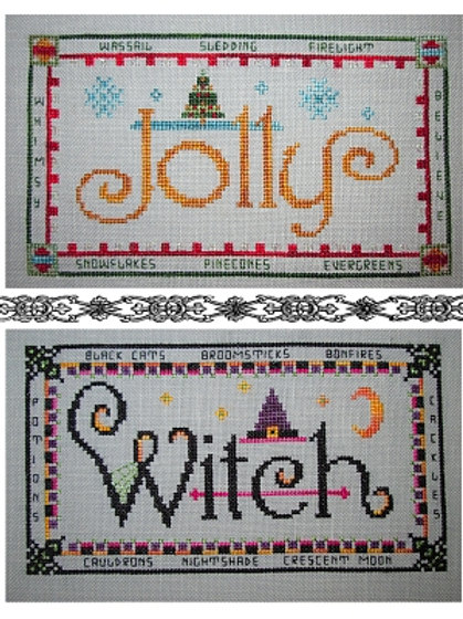 Jolly and Witch