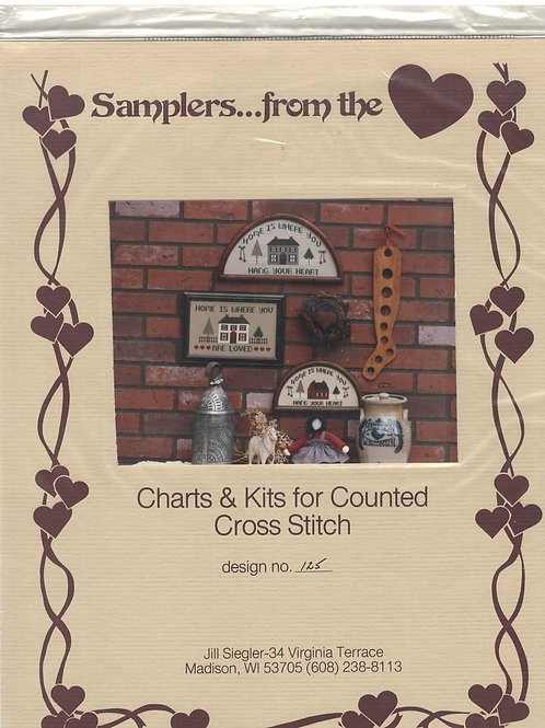 Samplers From the Heart No 125