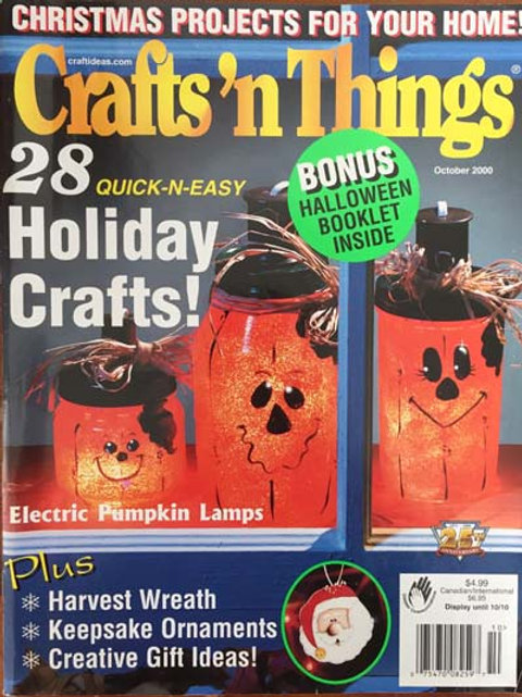Crafts 'n Things Oct 2000